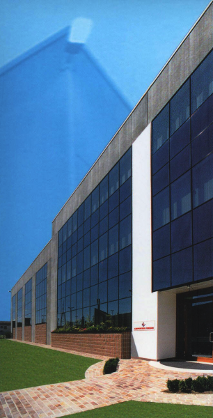 La nostra sede in Via dell'Avena, 20 - MARGHERA (VE)